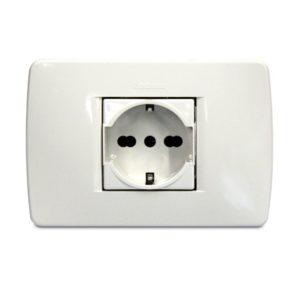 Come montare una presa elettrica nella parete?